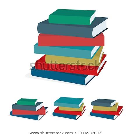 boglya · könyvek · tudomány · olvas · tanulás · szenvedély - stock fotó © monticelllo