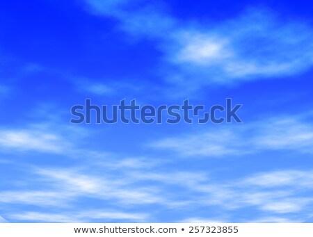 Groot hemels atmosfeer natuur landschap ruimte Stockfoto © romvo