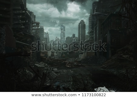 Nuclear War Stock photo © stokkete