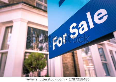 Property Sale Stock photo © AlphaBaby