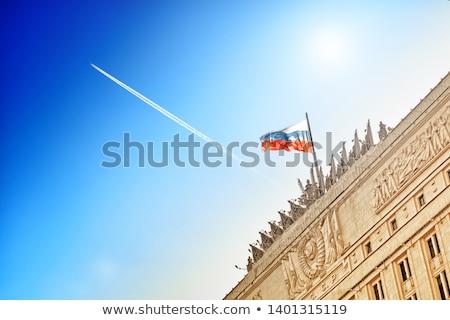 cabine · do · piloto · ver · pequeno · aeronave - foto stock © cherezoff