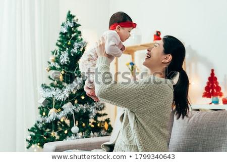 Asian Christmas girl stock photo © elwynn