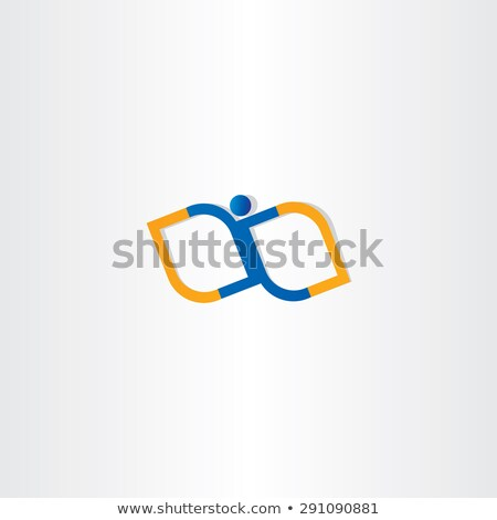 man exercising infinity symbol stock photo © blaskorizov
