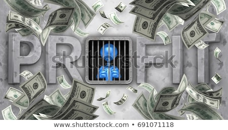 Prison for Profit Stock photo © kentoh