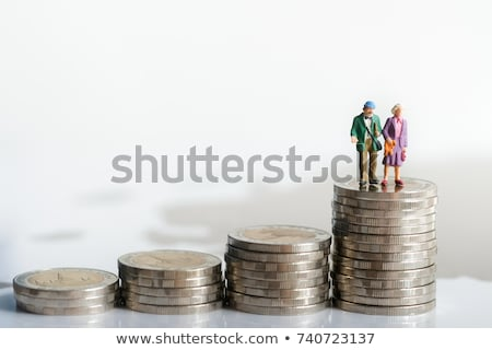 Retirement Savings Security Stock photo © Lightsource