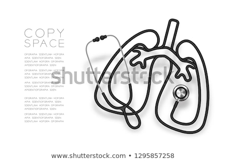 lung health therapy stock photo © lightsource