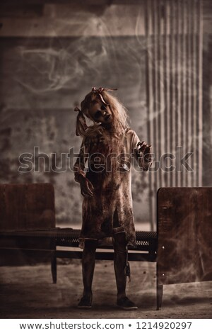 A little zombie Stock photo © bluering