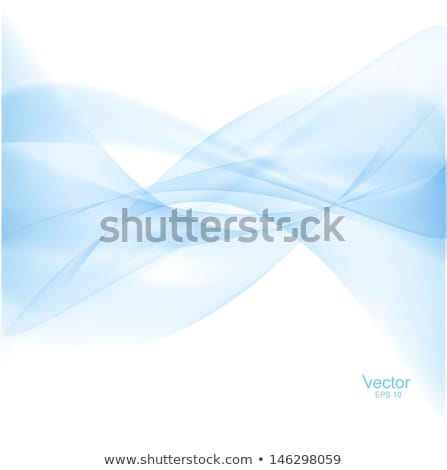 Stock photo: Fire flame wave abstract background isolated