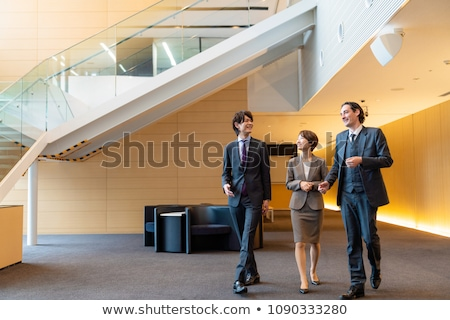 Rathaus, City Hall interior Stock photo © frimufilms