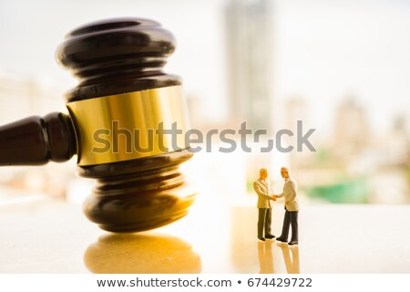 Legal Target Stock photo © Lightsource