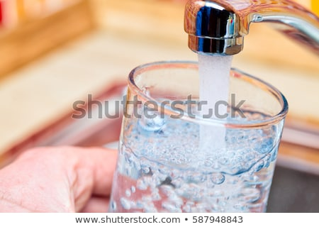 Water faucet Stock photo © pakete