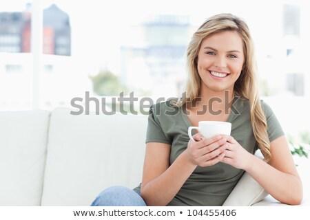 茶 · 茶碗 · シナモン · 星 · アニス - ストックフォト © monkey_business