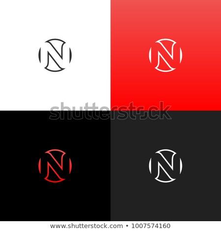 Logo icona elementi lineare design Foto d'archivio © taufik_al_amin