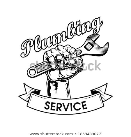 human template workman Stock photo © romvo