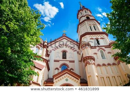 教会 ヴィルニアス 1 東部 オーソドックス 教会 ストックフォト © borisb17