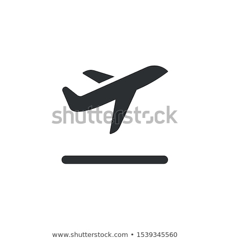 plane departure Stock photo © smithore