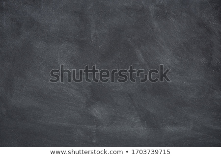 Blank smudged blackboard background for text writing and design Stock photo © bbbar