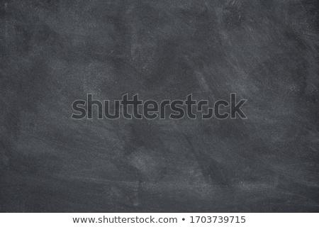 黒板 · 文字 · 書く · デザイン · 木材 - ストックフォト © bbbar