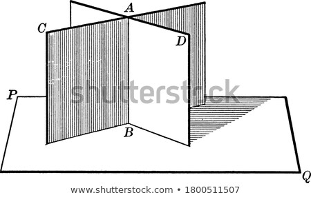 perpendicular Stock photo © dolgachov