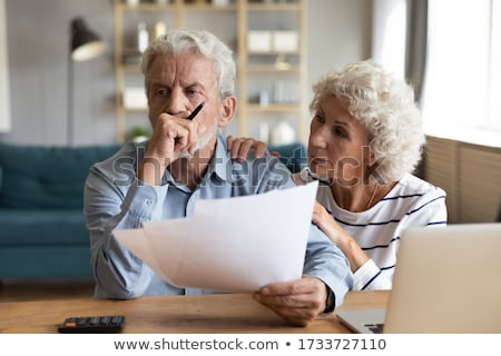 Couple receiving disappointing news Stock photo © photography33