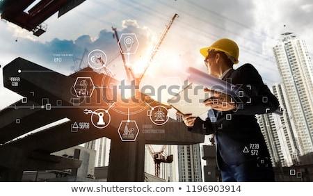 Intelligente pianificazione strategia personale business obiettivi Foto d'archivio © Lightsource