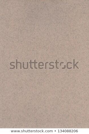 Fiber Paper Texture - Orangy Gray stock photo © eldadcarin