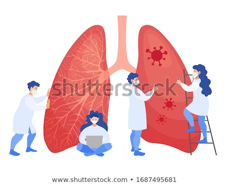 Lungs Rescue Stock photo © Lightsource