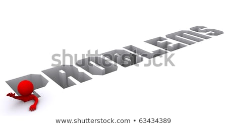 help needed in a default situation stock photo © kirill_m