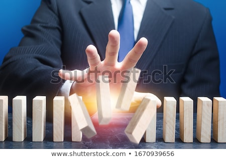 weak point Stock photo © tiero