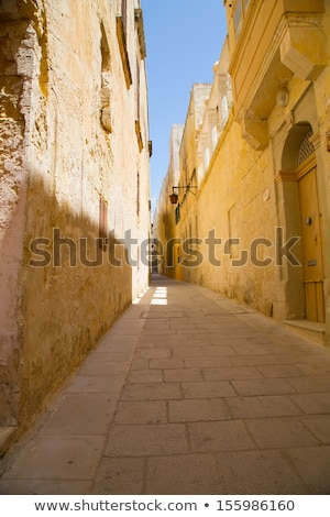 Historic Architecture in Ir-Rabat Stock photo © Spectral