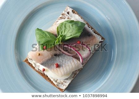 fiatal · tányér · filé · főtt · krumpli · cékla - stock fotó © joker