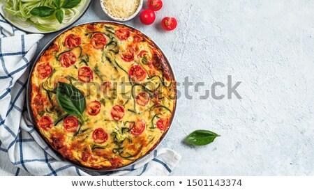 segurelha · tortas · comida · isolado · saboroso · cozinha - foto stock © maxsol7