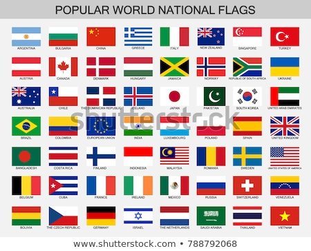 Switzerland and Chile Flags Stock photo © Istanbul2009