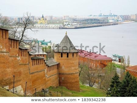реке · судно · Кремль · небе · воды · город - Сток-фото © Paha_L