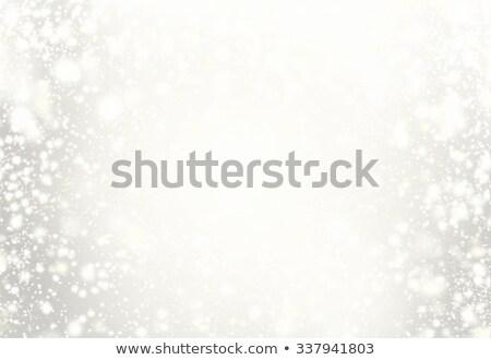 элегантный Рождества серебро 2016 искусства Сток-фото © rommeo79