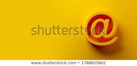 о компании зеленый кнопки ключевые белый Сток-фото © michaklootwijk