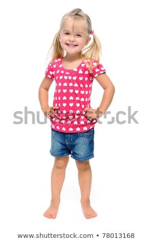 молодые · модный · женщину · зонтик · Постоянный - Сток-фото © neonshot