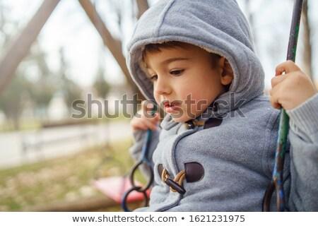 baby · seduta · swing · ragazzi · bambino · ragazze - foto d'archivio © g215