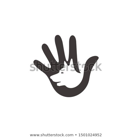 Stock photo: Flat colorful dog care vector web icons isolated on white