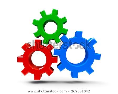 Cms narzędzi zawartość zarządzania komputera projektu Zdjęcia stock © Oakozhan