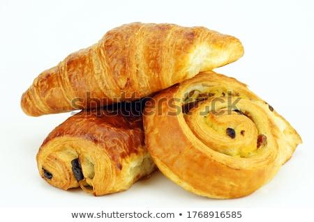 pain au raisin Stock photo © M-studio