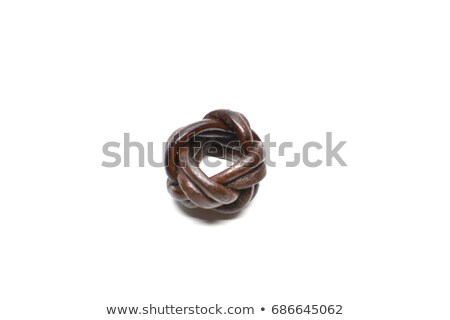 A Boy Scout on White Background Stock photo © bluering