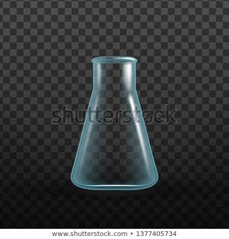 gyógyszeres · üveg · izolált · fehér · egészség · kórház · ipar - stock fotó © pikepicture