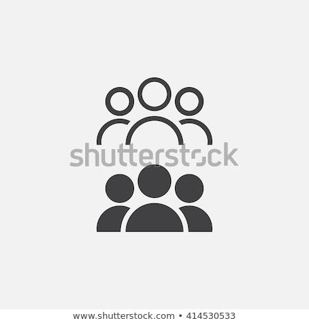 企業 · インタラクション · アイコン · 色 · はしご · デザイン - ストックフォト © angelp