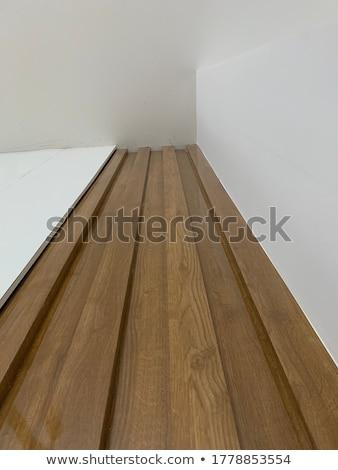 houten · verweerde · venster · hout - stockfoto © boggy