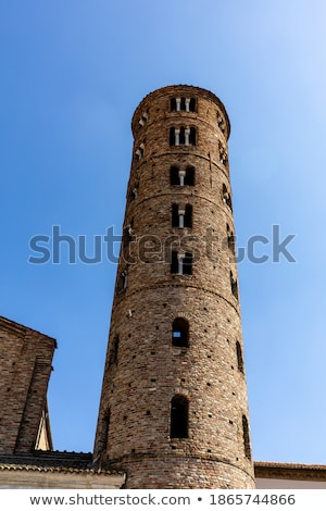 Basilica of Saint Apollinaris in Classe, Italy Stock photo © borisb17