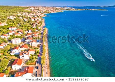 町 · 海岸線 · 表示 · セントラル · 地域 - ストックフォト © xbrchx