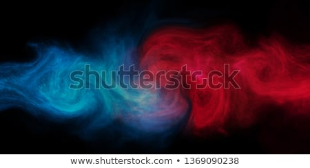 versus vs battle screen red and blue background Stock photo © SArts