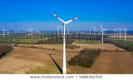 Wind Turbines 03 Stock photo © skylight