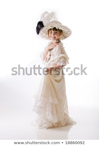 little girl playing with her grandmother stock photo © photography33